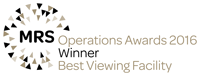 MRS Best Viewing Facility Award Logo